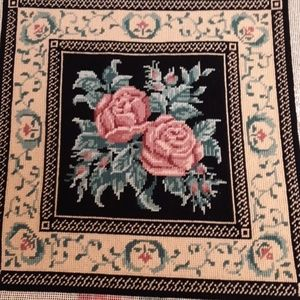 Needlepoint to Frame or for Pillow